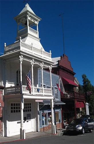NevadaCity1-history