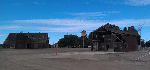 Sloughhouse-history
