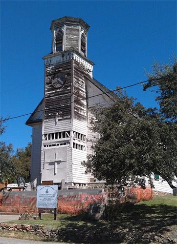 Smartsville-history